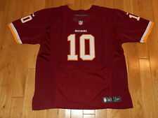 Nike ROBERT GRIFFIN III RG3 WASHINGTON REDSKINS AUTHENTIC NFL Team JERSEY SZ 52