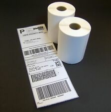 1200 Lable 4 Rolls Labe 4x6 Zebra Zp450 2844 Thermal Shipping 1200 Labels