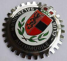 Salzburger Automobile Club Austria - car grille badge