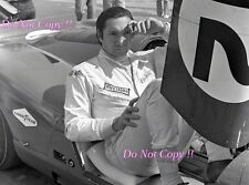 Pedro Rodriguez NART Ferrari 312 P Bridgehampton Can Am 1969 Photograph 1