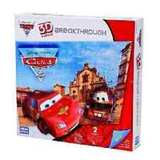 Breakthrough Level Two Disney Pixar Cars Real 3D Puzzle