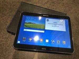 Samsung-Galaxy-Tab-4-10-1-034-SM-T537V-16GB-Quad-Core-1-2Ghz-WiFi-Android-LTE