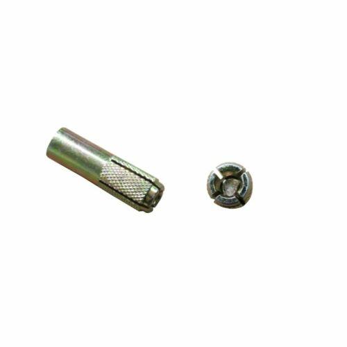 Metalldübel M10 x 10 x 30 mm  10 Stück Schlaganker