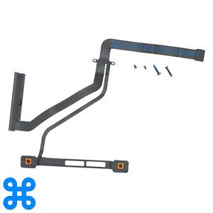 """MacBook PRO 8,2 15/"""" A1286 Unibody 2011 2012 Hard Drive Cable Adapter 821-1198-A"""