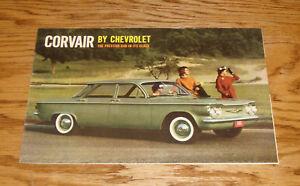 CHEVROLET 1960 Sales Brochure 60 Chevy