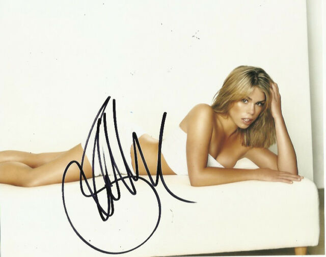Sexy Billie Piper Signed Autographed 8x10 Photo COA