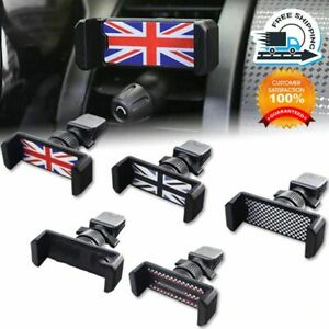 Air Vent Car Cell Phone Holder for Mini Cooper R-50/53/55/56/60/61/54 Holders