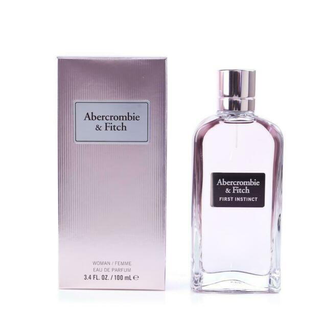 First Instinct For Her by Abercrombie & Fitch 100ml EDP Spray