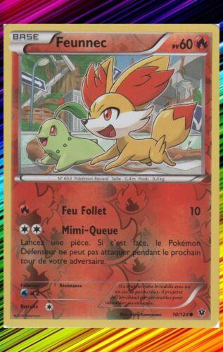 Feunnec Reverse XY10:Impact des Destins 10//124 Carte Pokemon Neuve Française