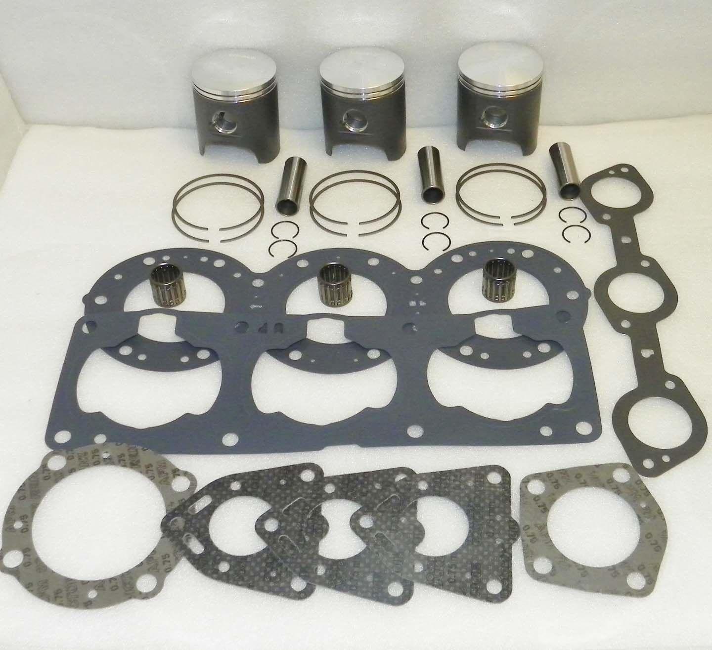 Top End Rebuild Set .50 Kawasaki 900 Zxi Sts Stx Wsm Platinum 010-840-12P Wsm 01