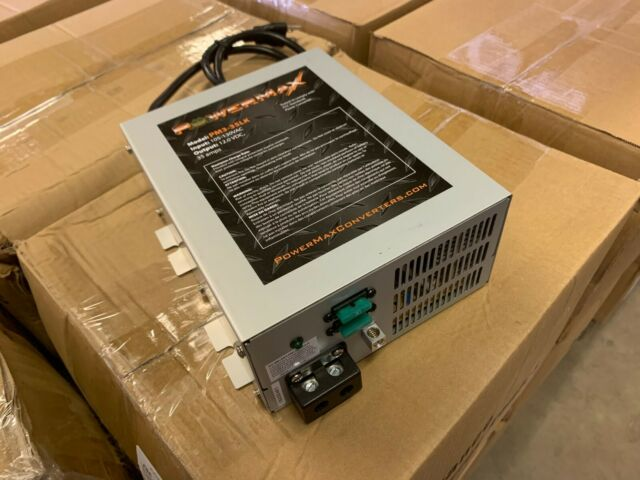 Powermax 35 Amp Rv Converter Battery Charger Power Max Pm3