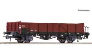 Roco-76279-HO-Gauge-CSD-Open-Wagon-III
