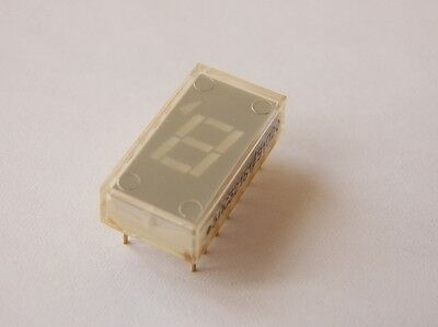 ALS321B1 Vintage ex-USSR LED 7-seg Display with Common Anode QTY=2