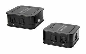1x-3-Toslink-divisor-1x-IN-3x-Out-4x-1m-Cable-Toslink-fuente-alimentacion