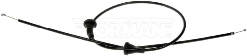 Hood Release Cable Rear Dorman 912-469 fits 04-10 BMW X3