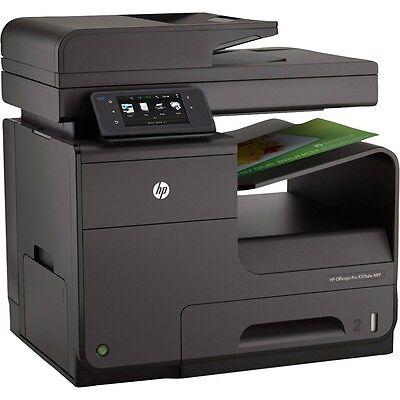 HP CN598A Officejet Pro X576dw Wireless Multifunction Printer w/ 1 Year Warranty