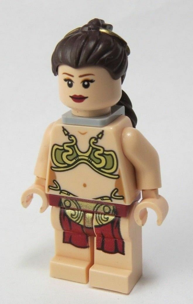 NEW LEGO PRINCESS LEIA  FROM SET SET SET 75020 STAR WARS EPISODE 4 5 6 (SW485) 582743