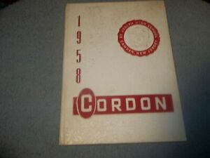 1958-ST-JOSEPH-HIGH-SCHOOL-YEARBOOK-CAMDEN-NJ-CORDON