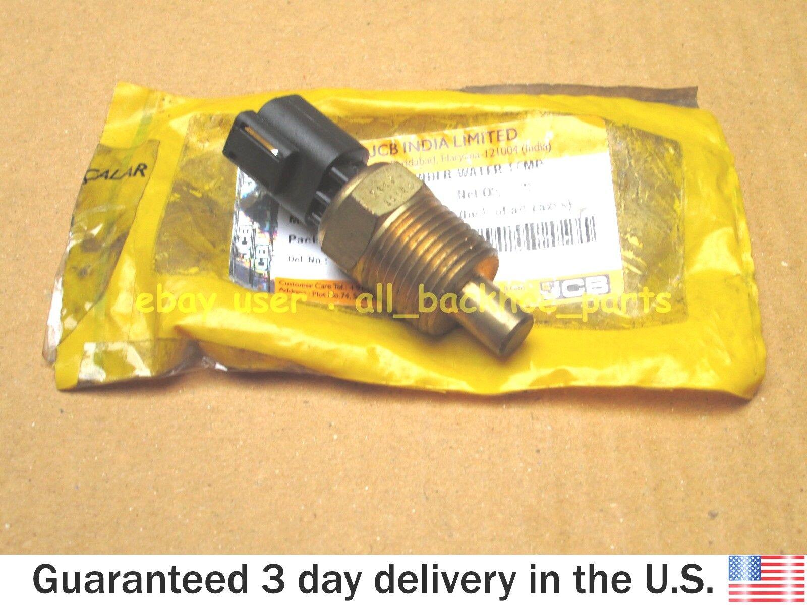 Jcb Parts Water Temperature Sensor Part No 716 30126 71630126 Ebay 214 Loader Backhoe Wiring Diagram Norton Secured Powered By Verisign