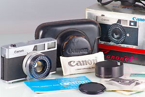 PRECIOSA-CLASSIC-CANON-CANONET-1-9-45-45mm-RANGEFINDER-SERVICED-ELECTRIC-EYE