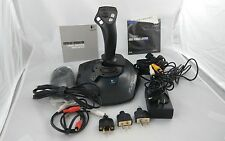 Logitech Flight Force Feedback Joystick For PlayStation 2 PS2