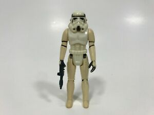 Vintage 1977 Kenner Star Wars Action Figure Stormtrooper Complete Hong Kong