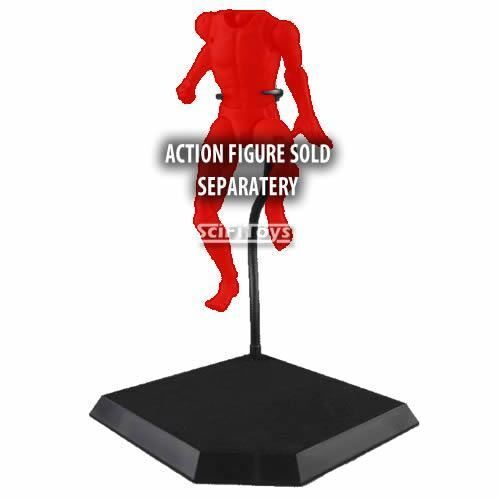 """1//6 Scale POSEABLE Figure Display Stand for Hot Toys Sideshow Barbie Doll 8/"""" 14/"""""""