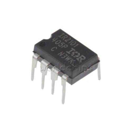 10PCS IR2101 DIP8 HIGH AND LOW SIDE DRIVER NEW GOOD QUALITY WC