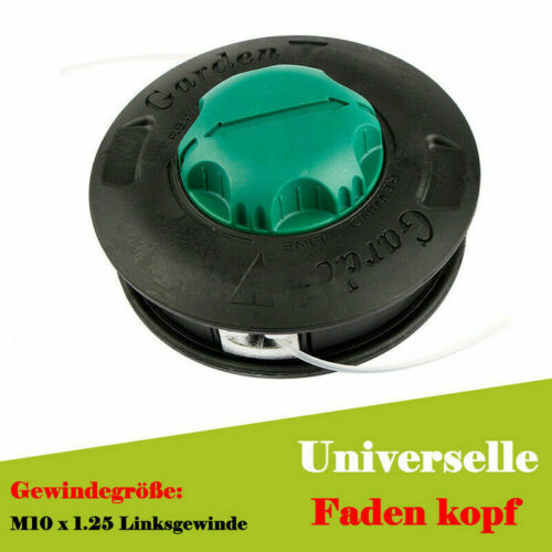 DE Fadenkopf Mähkopf Fadenspule Motorsense Mähfaden Easy Load /& Go für Efco Neu