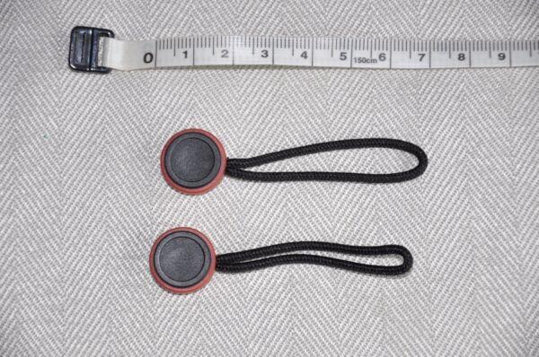 2 Xblack Connecteurs Pour Dslr/slr, Digital Camera Strap Neuf * V 104 **