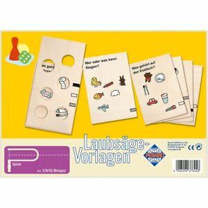 PEBARO-Laubsaegevorlage-Miniquiz-Gesellschaftsspiel
