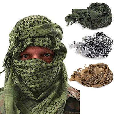 Shemagh Arab Army Military Head Scarf Headscarf Keffiyeh Not Scrim SAS Airsoft