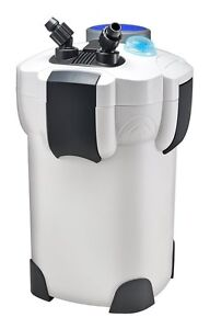 200-Gallon-Aquarium-Canister-Filter-UV-9w-UV-Sterilizer-Fish-Tank-SUNSUN-HW-304B