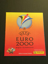PANINI EURO 2000 ALBUM LEER / EMPTY EC EM 2000 TOP ZUSTAND