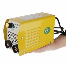 110v 200a Mini Electric Welding Machine Igbt Dc Inverter Arc Mma Stick Welder