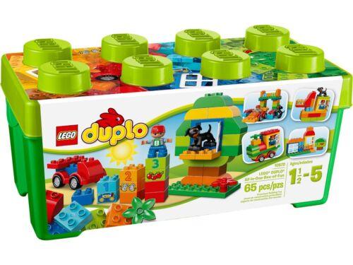 LEGO 10572 DUPLO Große Steinebox All in One Pink Box of Fun Grande boîte du jard