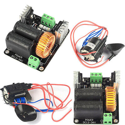 ignition coil ZVS Flyback Driver Board Zero Voltage Switching Inductive Heater