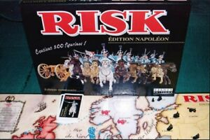 Jeu-de-societe-Risk-Napoleon-presque-complet-Tilsit-Editions
