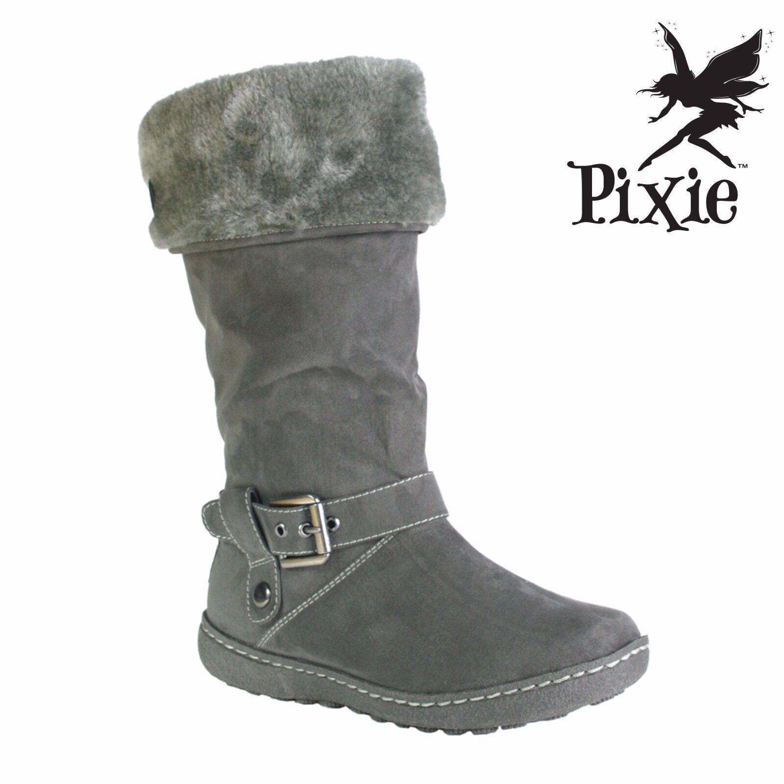 a prezzi accessibili Pixie calzature Lilly Stivali Da Donna Regno Unito TAGLIE 3 3 3 - 8 nella casella Nuovo di Zecca  da non perdere!
