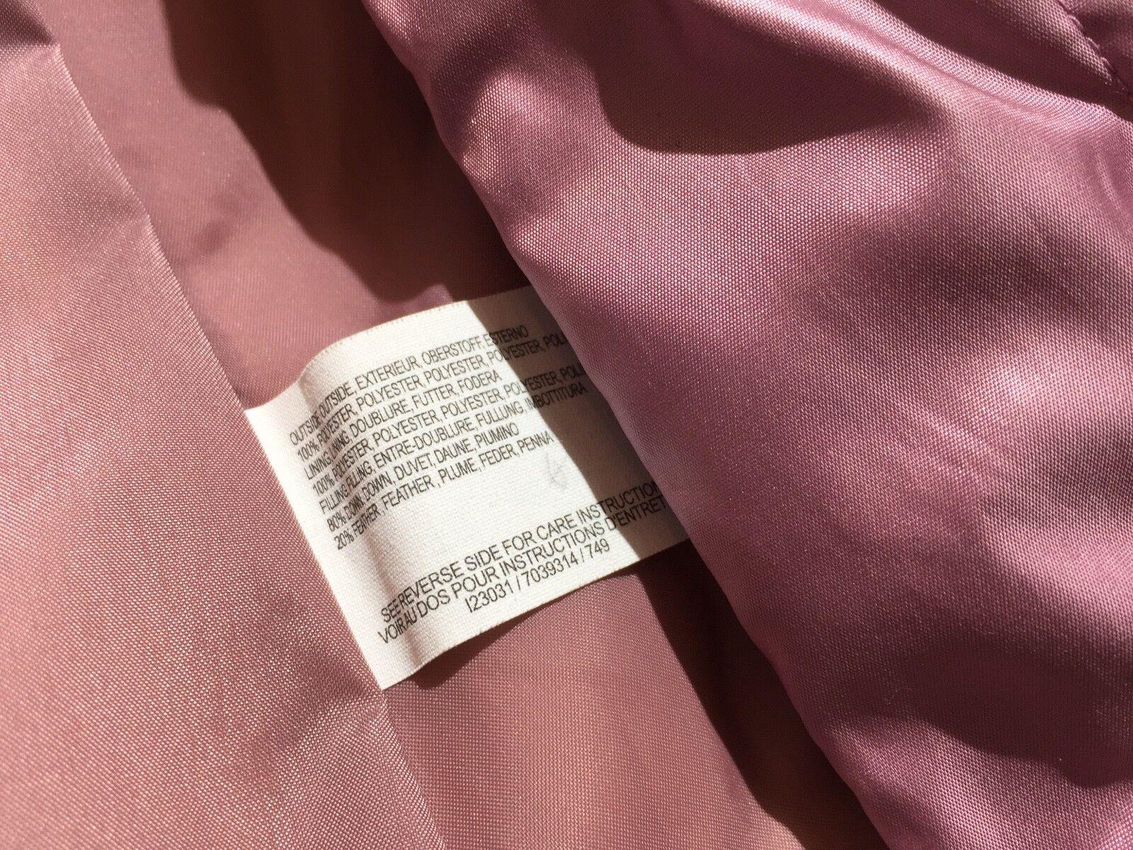 Langer Daunenmantel von von von Esprit, rosé, Gr  S,  DM-5   | Bequeme Berührung  | Schön In Der Farbe  | Düsseldorf Eröffnung  | Moderater Preis  | Marke  a19b75