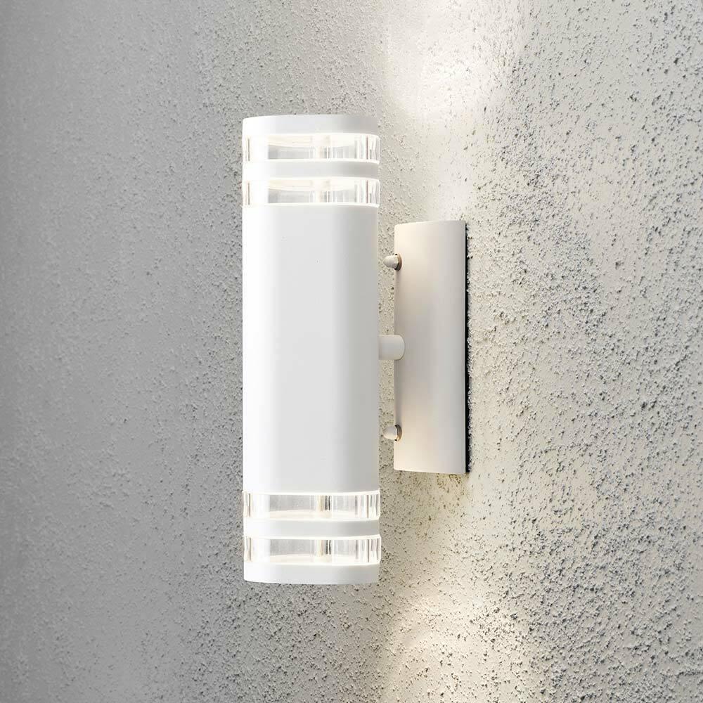 Konstsmide 7516-250 Modena Applique D'Extérieur avec Double Cône de Lumière