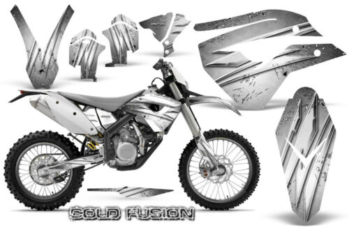 HUSABERG FE 390450570 0912 GRAPHICS KIT DECALS STICKERS CREATORX CFW
