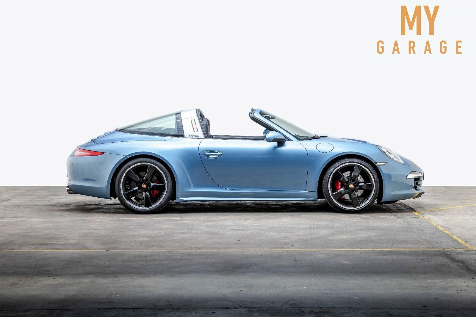Porsche 911 Targa 4S 3,8 PDK 2d - 1.539.000 kr.