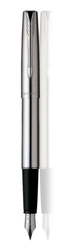 Parker Frontier Stainless Steel CT Fountain Pen
