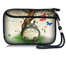 Totoro Wallet Purse Cell Phone Bag Compact Camera Case Pouch For iPhone 7/ 6S