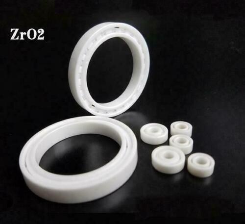 Details about  /1PCS  6703 Full Ceramic Bearing ZrO2 Ball Bearing 17x23x4mm Zirconia Oxide