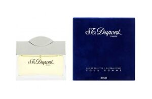 S-T-Dupont-pour-Homme-EDT-30ml-Eau-De-Toilette-for-Men-New-amp-Sealed