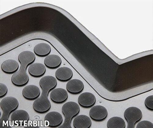 Gummi-Fußmatten MERCEDES W638 VITO I 1tlg 1995-2003 Gummimatten