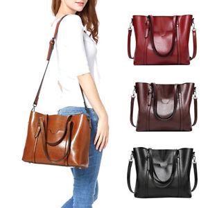 Women-Large-Retro-Handbag-Leather-Shoulder-Bag-Hobo-Purse-Messenger-Tote-Satchel