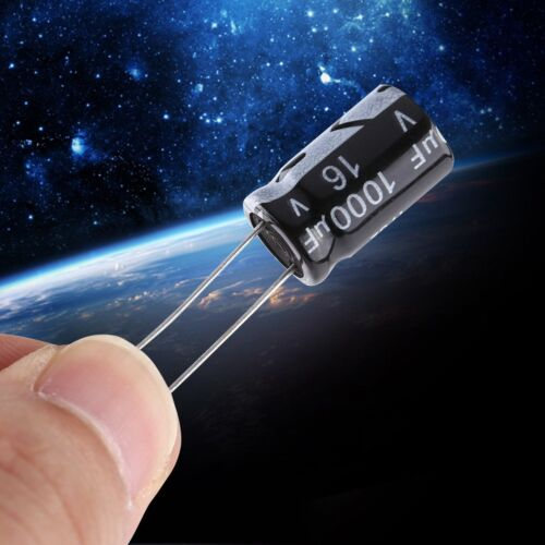 500 stück 24 Werte 0.1uF~1000uF Aluminium Elektrolyt Kondensatoren Sortiment Kit